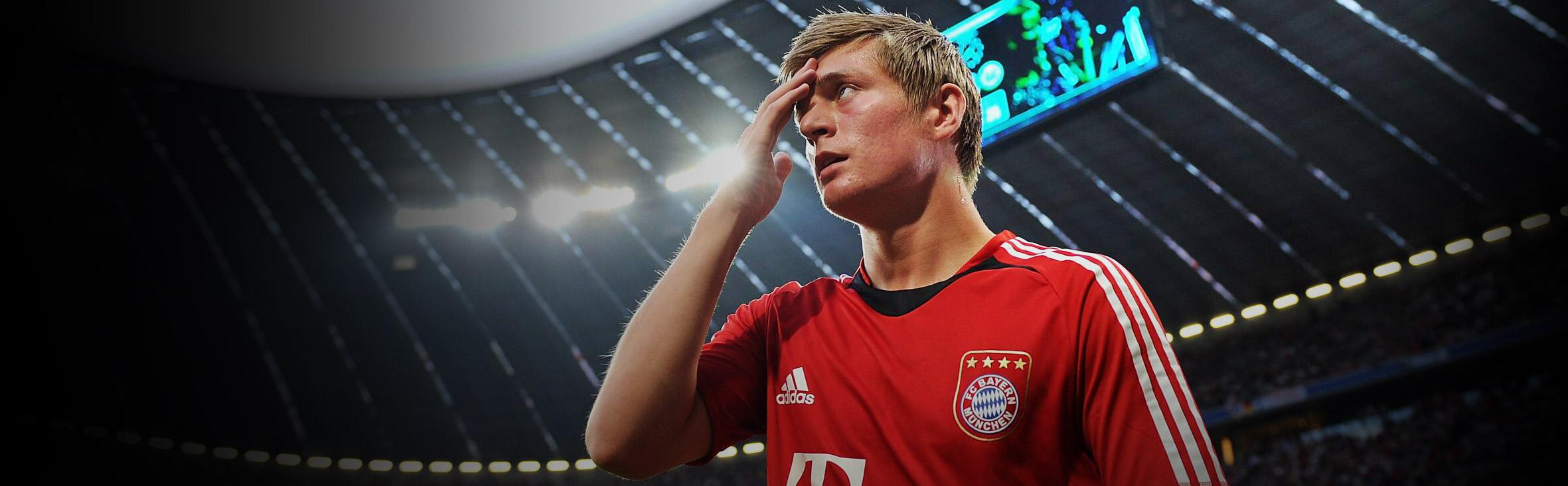 Kroos wird von Mitspielern und Fans geschätzt.