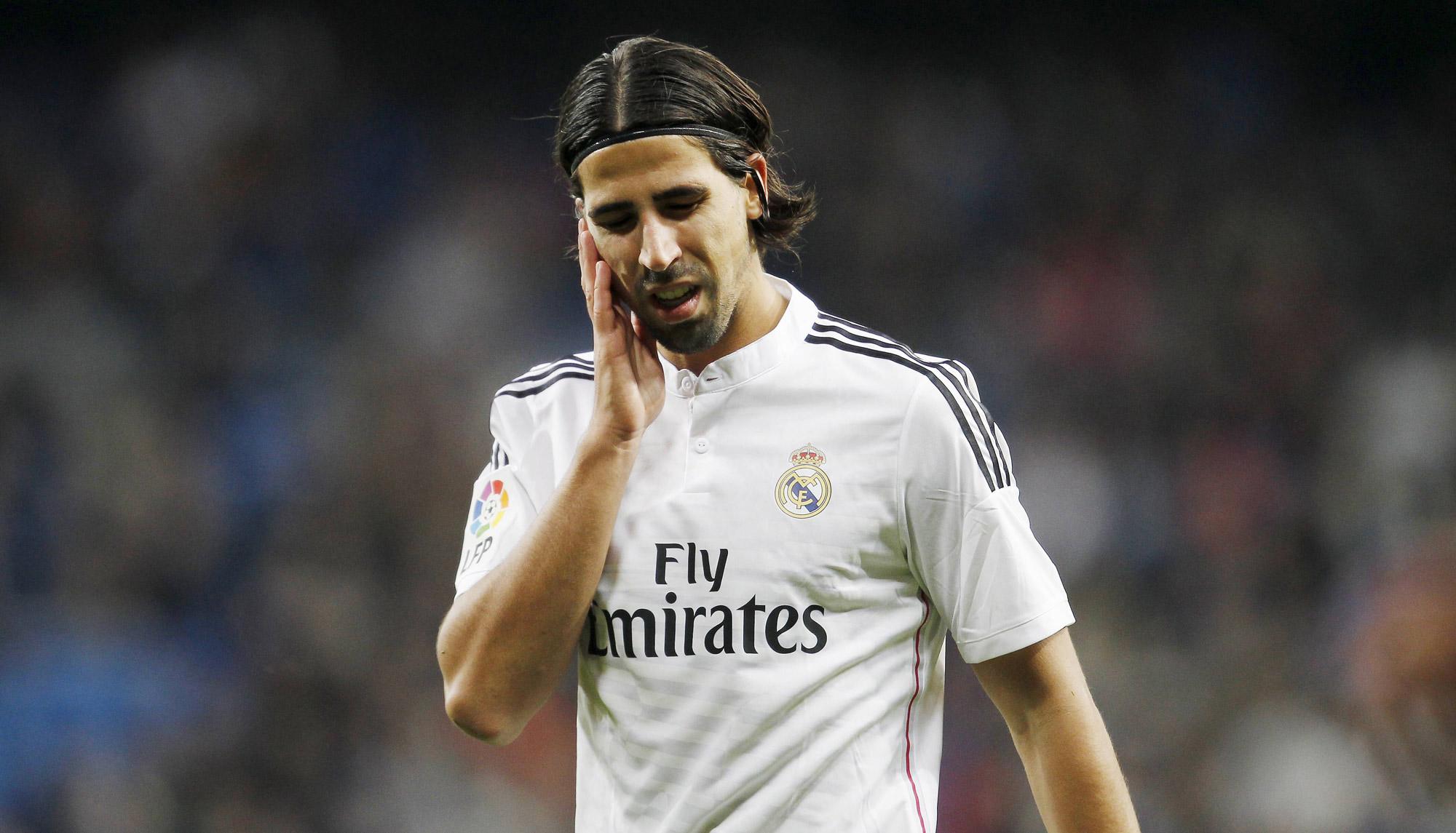 Sami Khedira setzt sich bei Real Madrid durch.