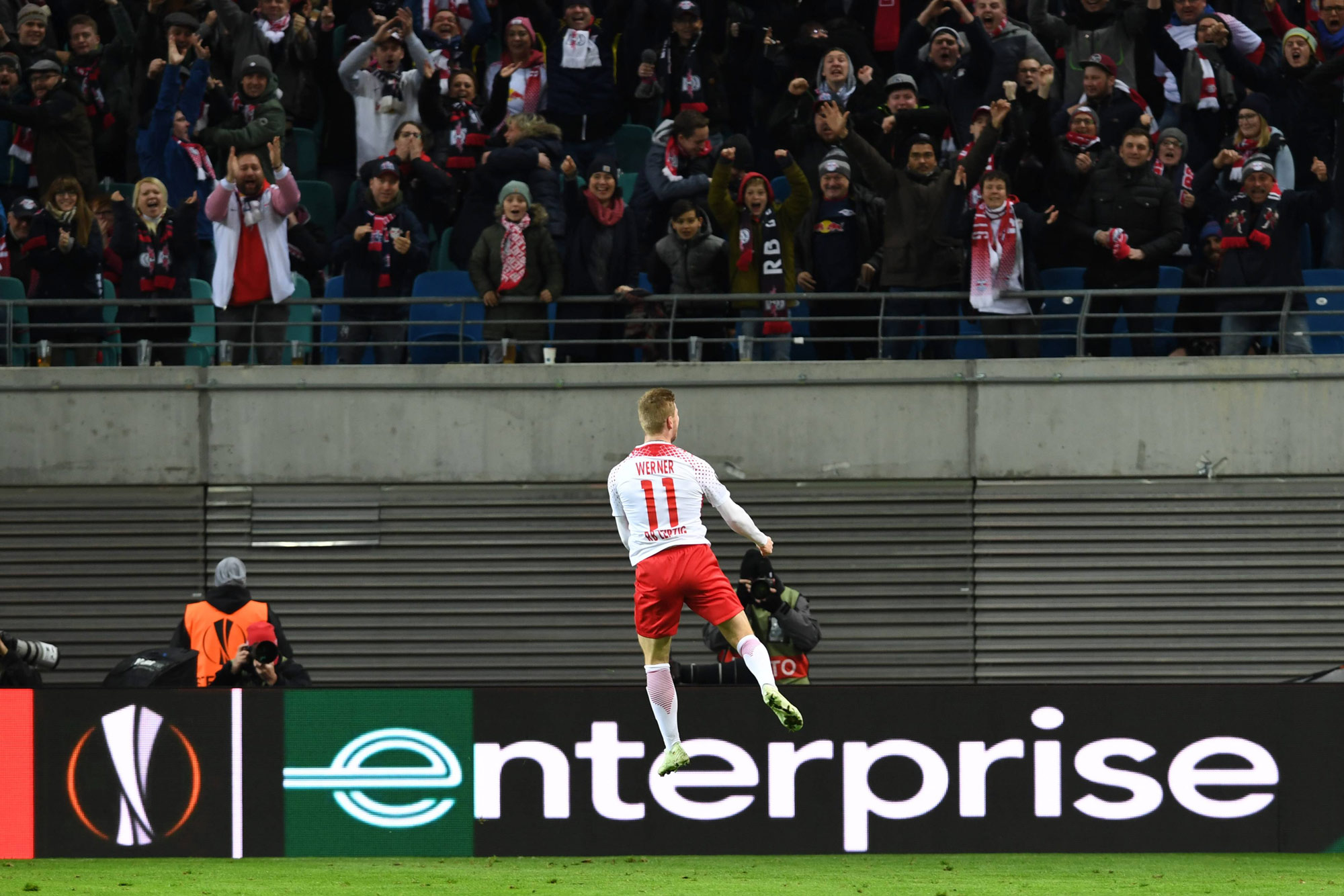 In Leipzig wird Timo Werner immer besser.